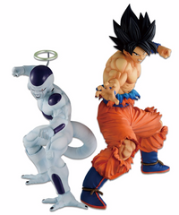Preorder Scale Statue Ichiban Son Goku and Frieza(Vs Omnibus Z)