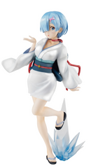Preorder Scale Statue SSS FIGURE Fairy Tale - Rem Snow Girl Pearl Color ver.