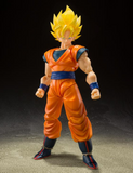 Preorder Action Figure SH Figuarts  Super Saiyan Full Power Son Goku