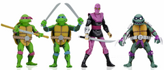"Preorder Action Figure Neca Turtles in Time - 7"" Scale Action Figures - Series 1 Asst"