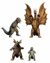 Preorder Scale Statue 5 POINTS XL GODZILLA DESTROY ALL MONSTERS Vol 2