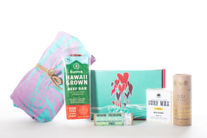 Go Native Subscription Box by Mamalani