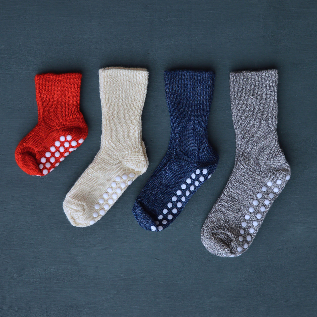 Introducing 100% Organic Wool Socks and Tights by Hirsch Natur
