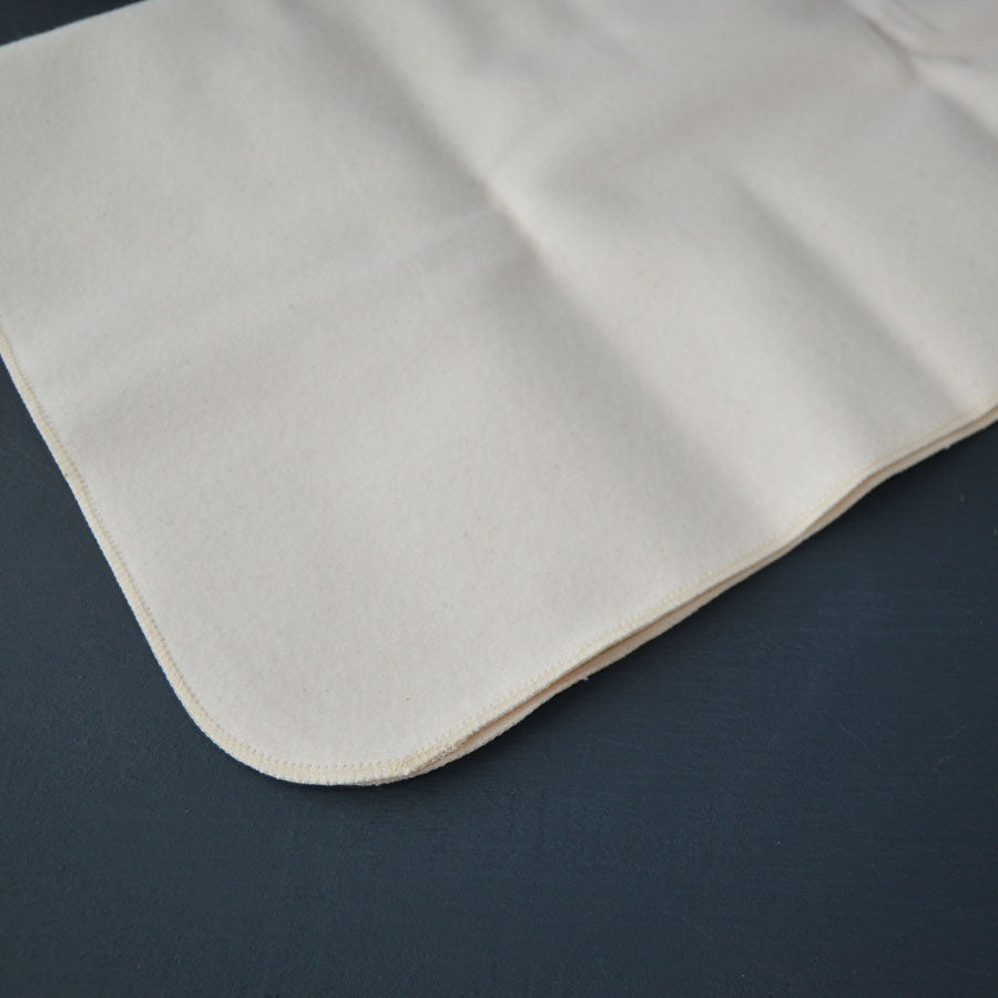 Organic Cotton Waterproof Mattress Cover / Change Mat