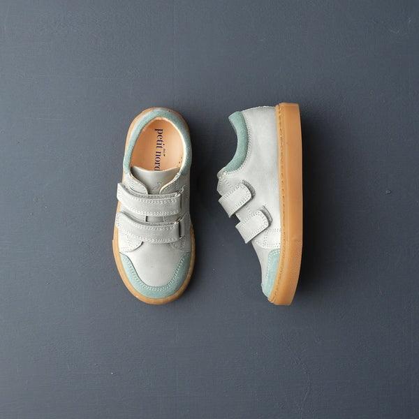 Unisex Low Sneakers - Concrete (26-35)