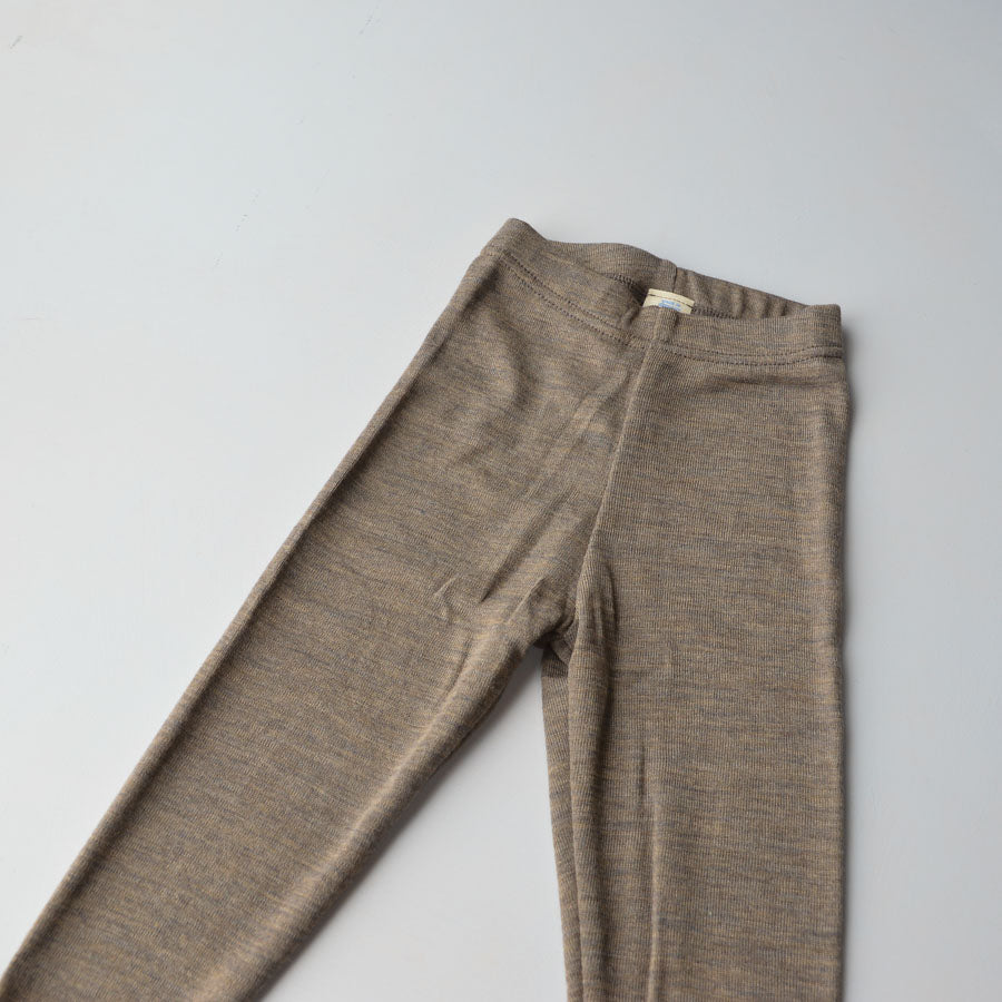 Child's Leggings in Wool/Silk (1-12y)
