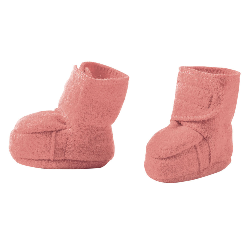 Boiled Wool Booties