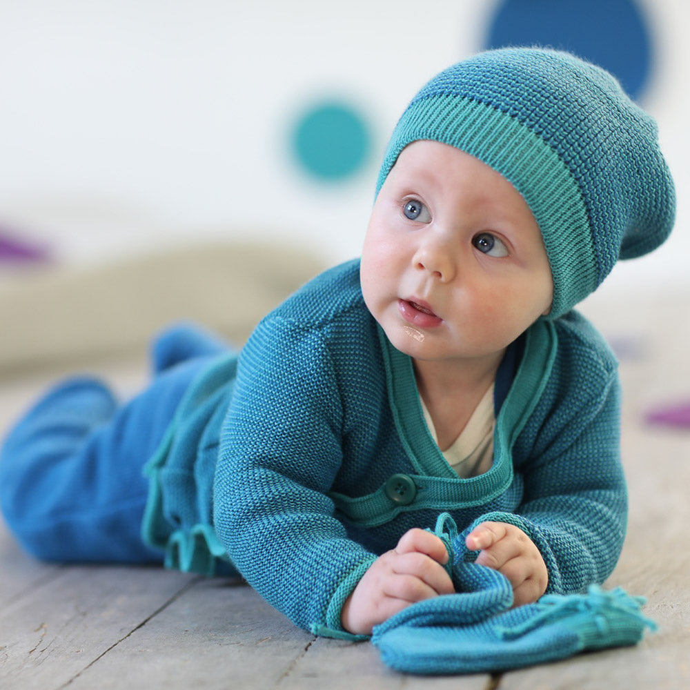 Merino Baby Jacket (0-3+yrs)