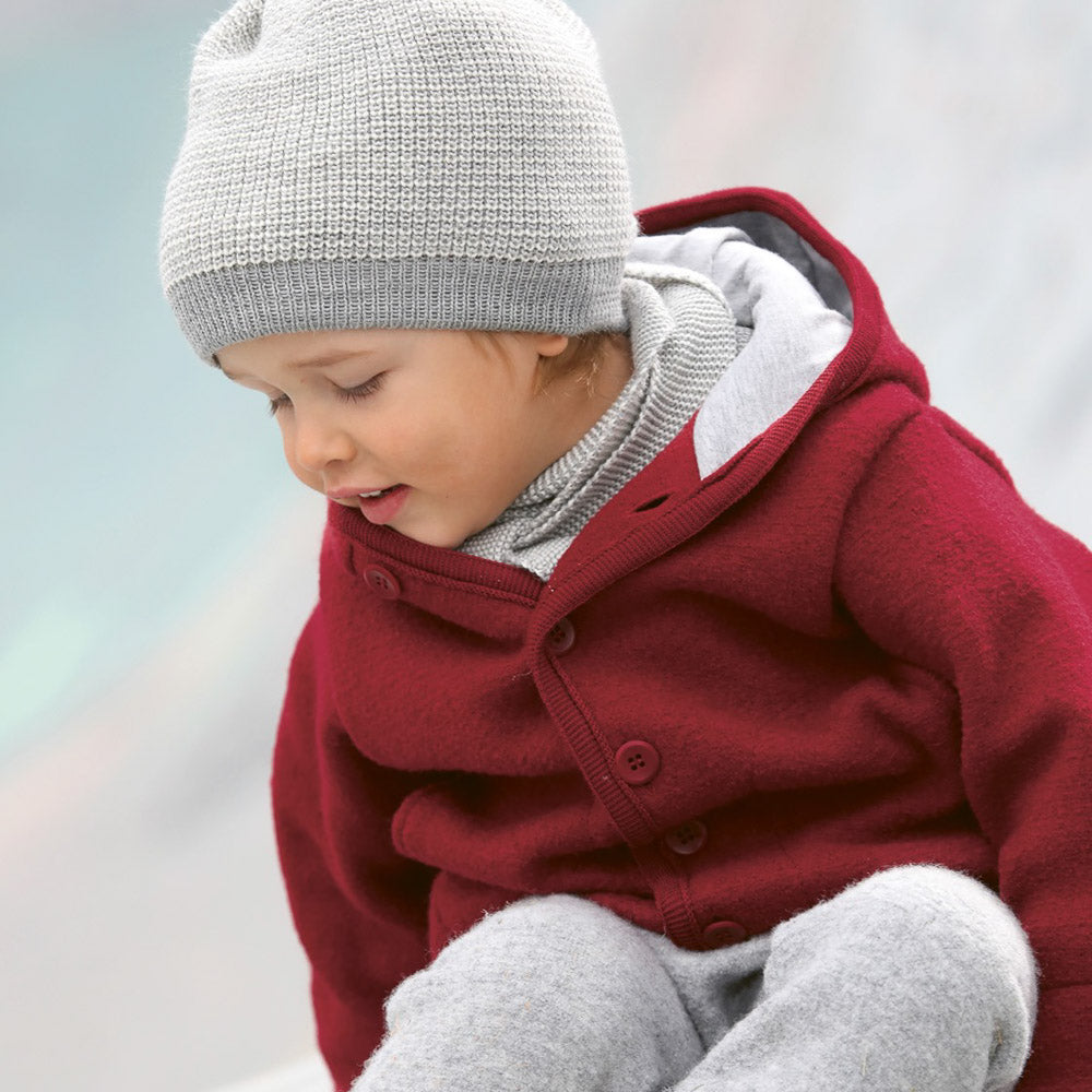 Boiled Wool Jacket (6m-6y)