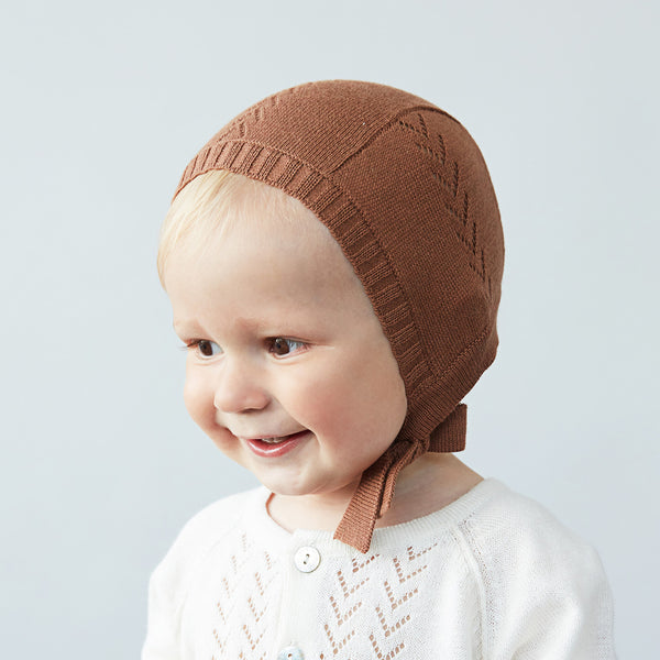 Friend Baby Hat - Deer (0-18m)
