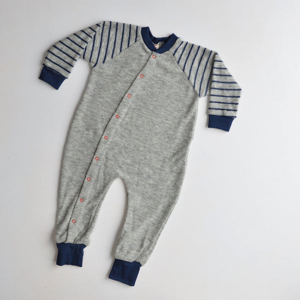 Onesie Super Deluxe PJs in Organic French Terry Merino (3m-5y)