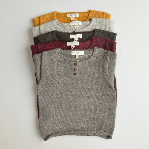 Kris Alpaca Sweater (4-6y)