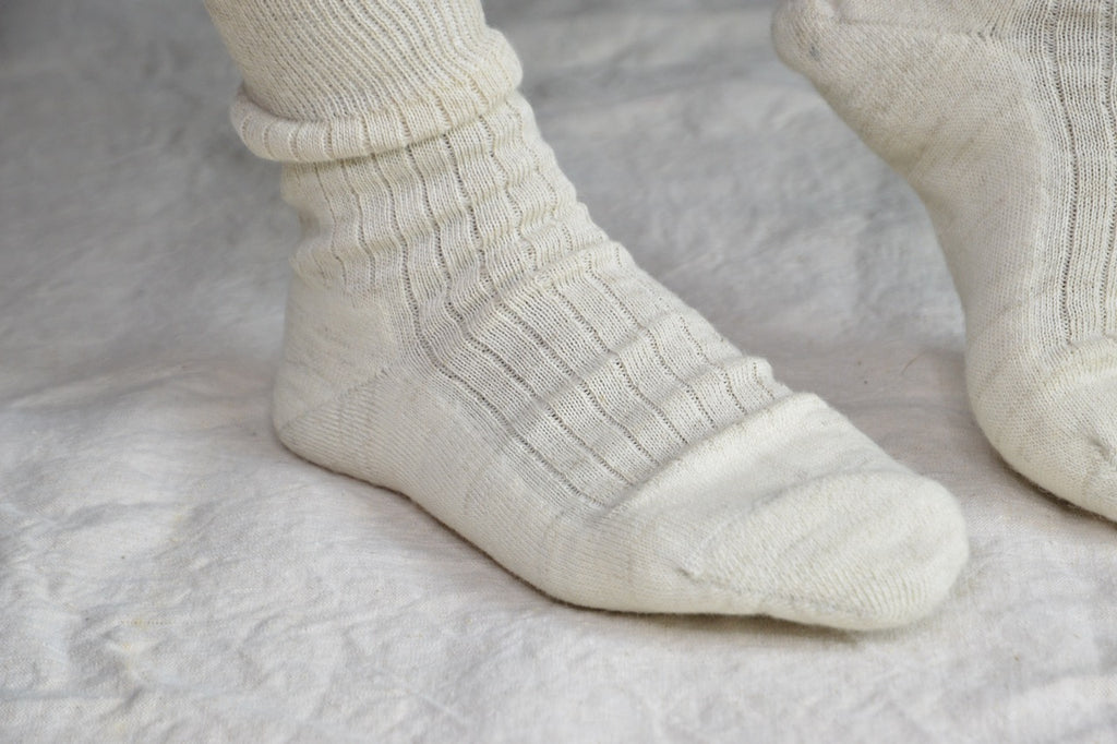 All Year Sock Wool/Cotton/Linen (36-46)