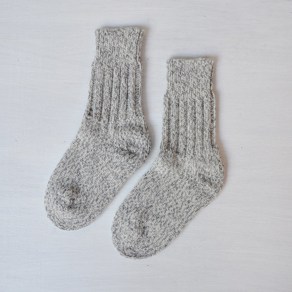 Adult's Chunky Norwegian Socks 100% Wool