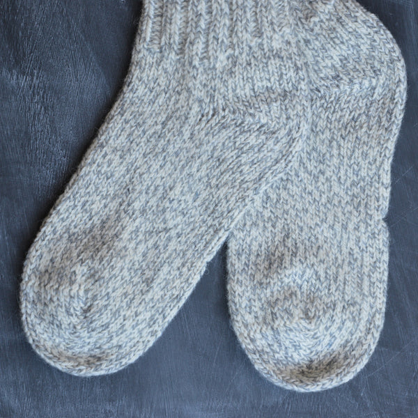 Adult's Chunky Norwegian Socks (36-43) 100% Wool