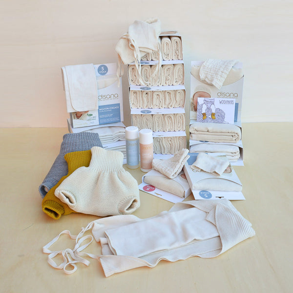 The Ultimate Disana Nappy System (Save 12%)