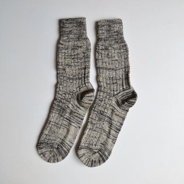 Adult's All Season Socks in Wool/Linen/Alpaca (36-43)