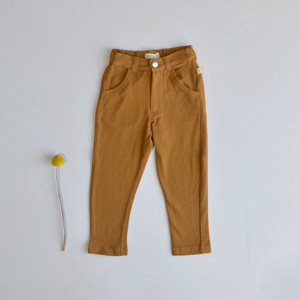 Child's Organic Cotton Pants (1-12y)