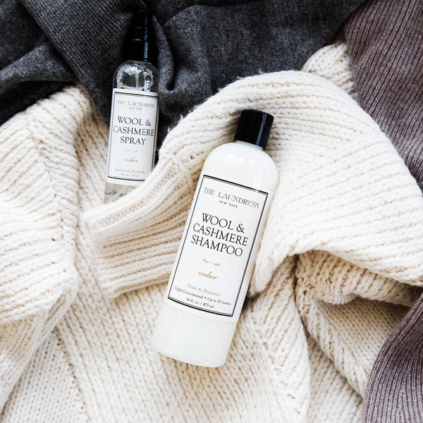 Wool & Cashmere Spray - Cedar (125ml)