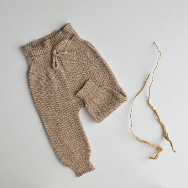 Alpaca Baby Pants (2-6m only) *Last ones