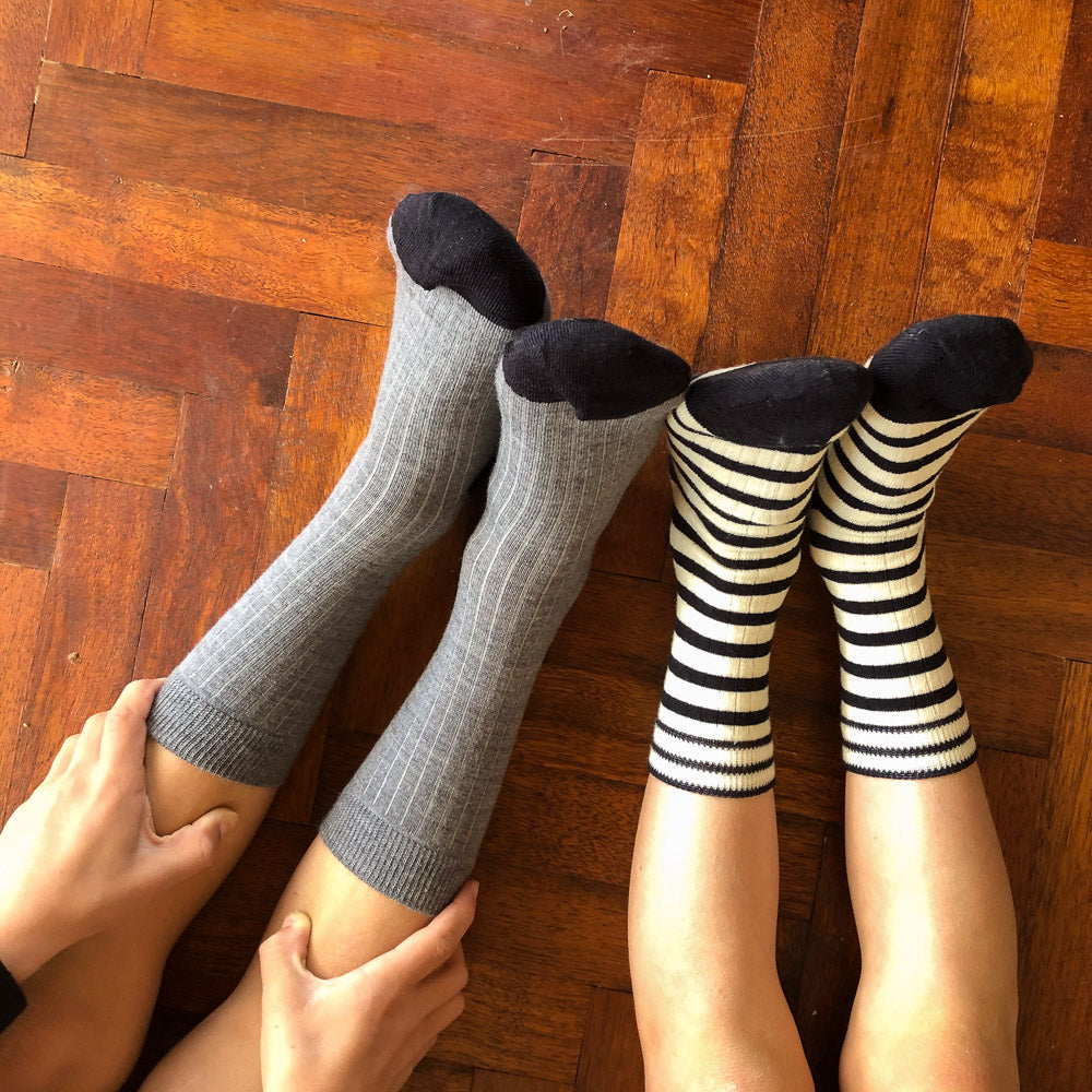 FUB Merino Wool Socks - Melange (Kids)