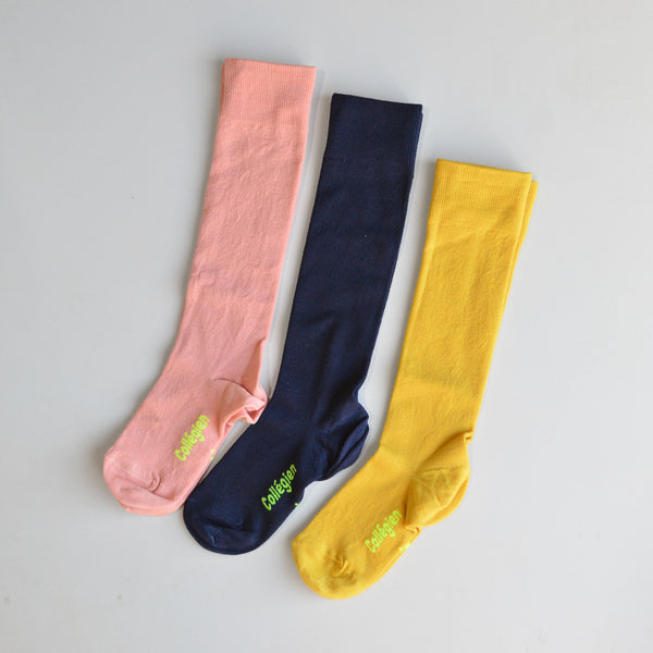 Kneehigh Wool Socks by Smalls & Collégien (adults) Sizes 36-47