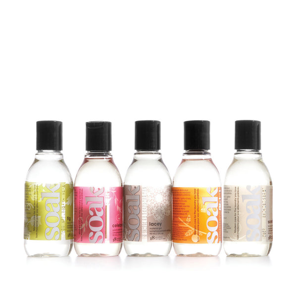 SOAK for Modern No-Rinse Handwashing for Wool