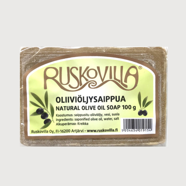 100% Olive Oil Laundry Soap Bar