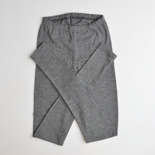 Women's 100% Organic Merino Wool Leggings