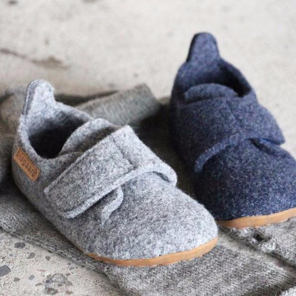 Wool Felt House Shoes (EU 29,30,31,34) *Last Ones