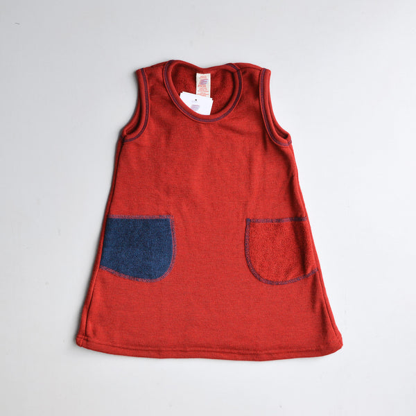 French Terry Merino Dress (2-3y+) *Last ones