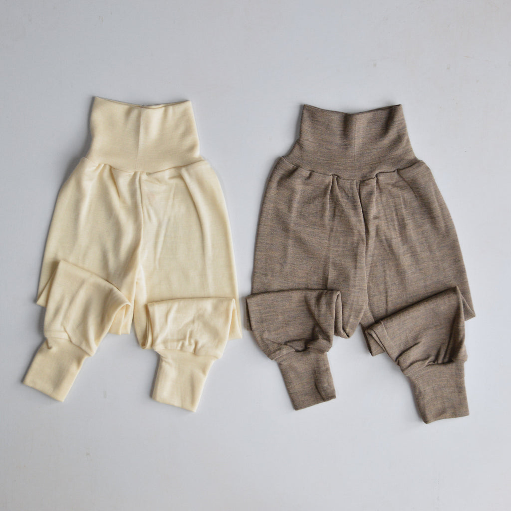 Baby Pants Wool/Silk (0-2yrs)