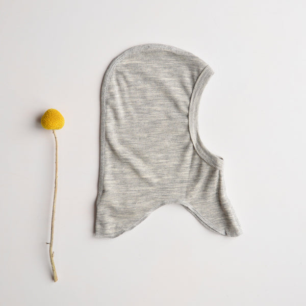 Baby Balaclava in Wool/Silk (3m-3y)
