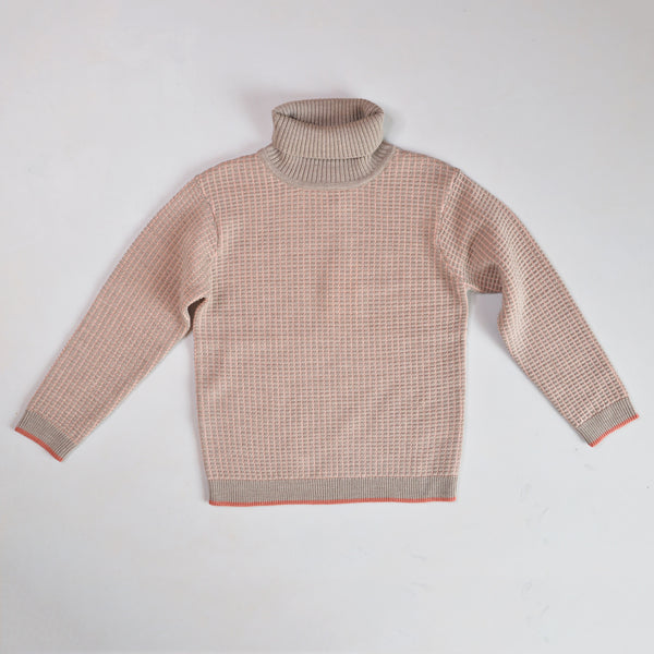 Merino Structure Sweater (2-8y)