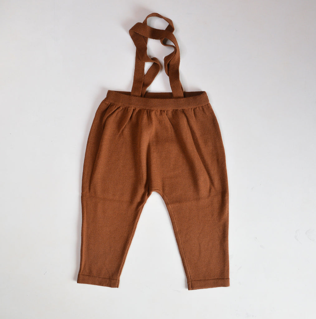 Baby Pants with Removable Braces (3m-3y)