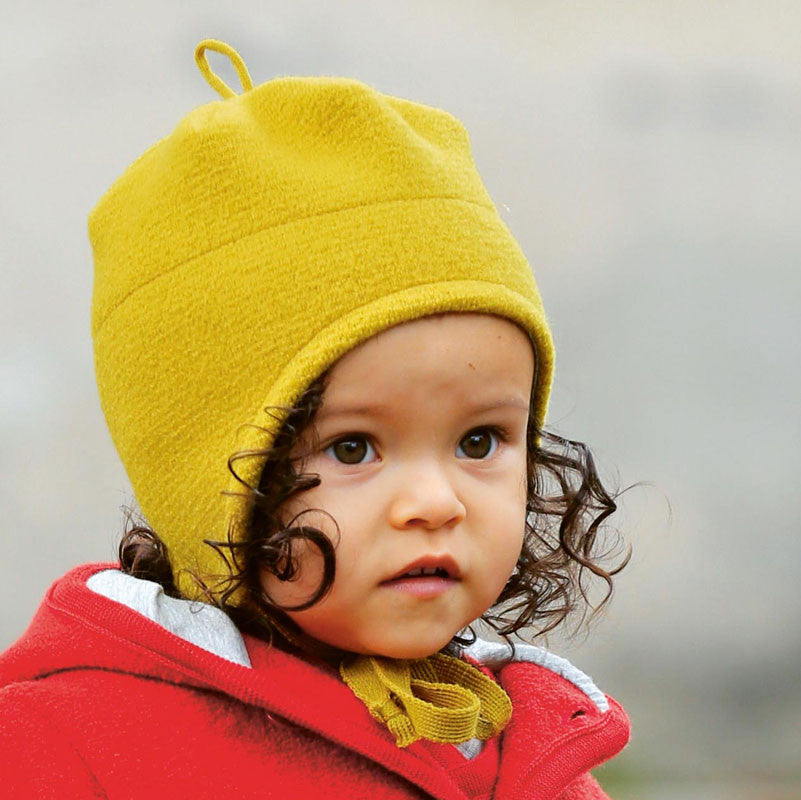 Boiled Wool Hat (0-5y)