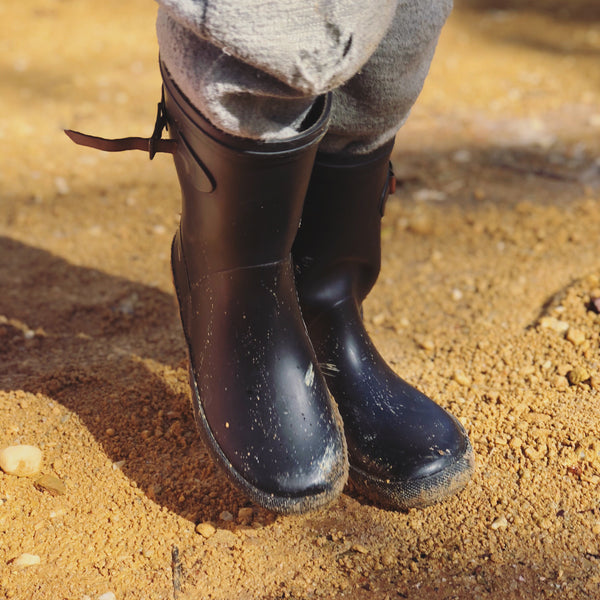 Rubber Gumboots (EU 25,27,29 only) *Last Ones