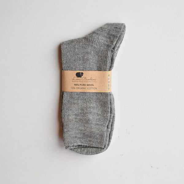 Fine Wool Socks (Child)