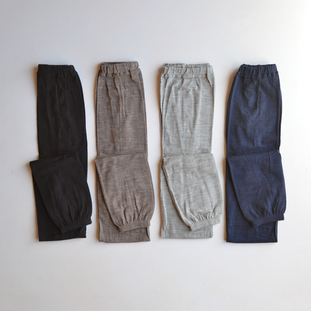 Wool Leggings (Womens)
