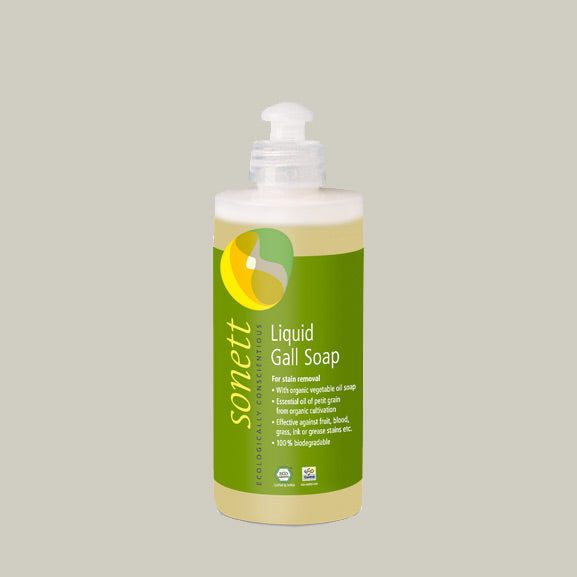 Liquid Gall Soap Wool Stain Remover