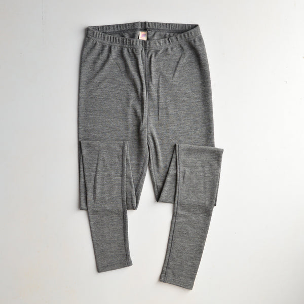 Men's 100% Organic Merino Wool Leggings (L-XL) *Last One!