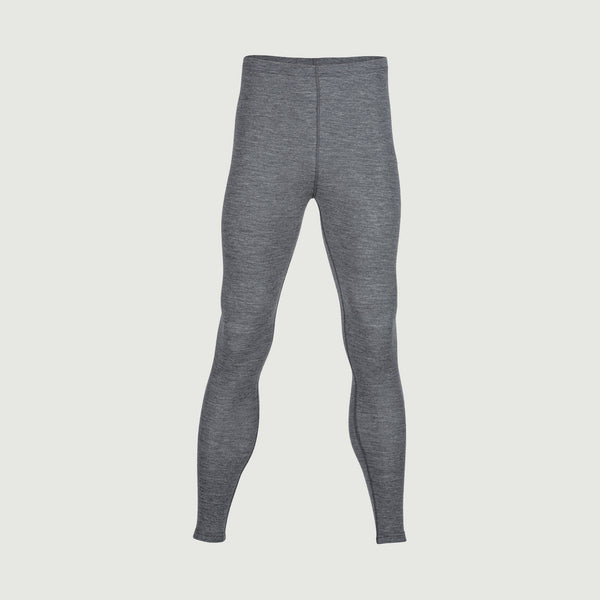 Men's 100% Organic Merino Wool Leggings