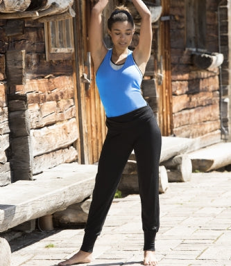 Women's Merino Wool/Silk Yoga Pants