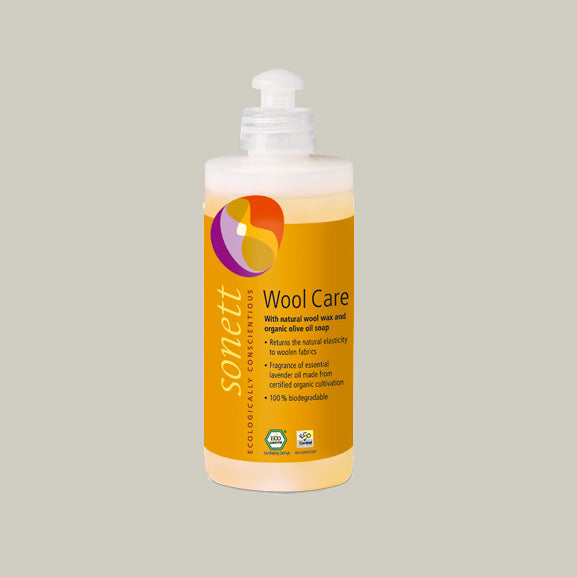 Wool Care Fabric Softener & Lanolin Conditioner 300mls