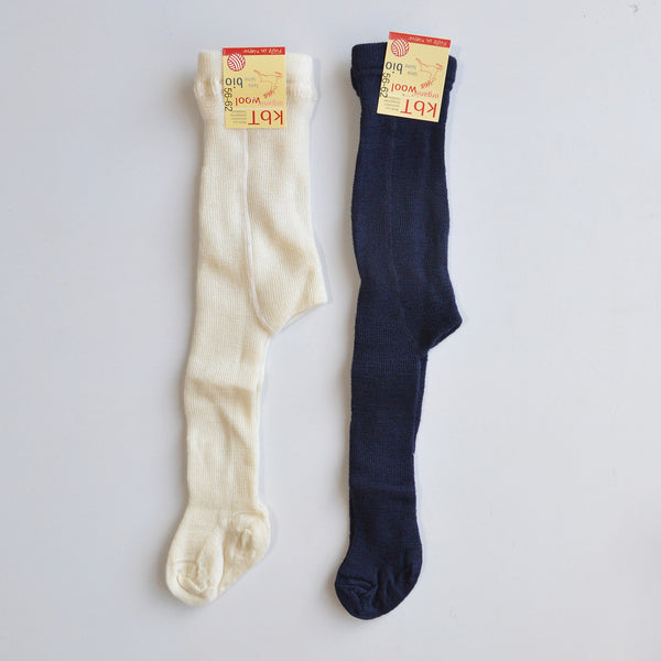 Tights 100% Organic Wool (0-5yrs)