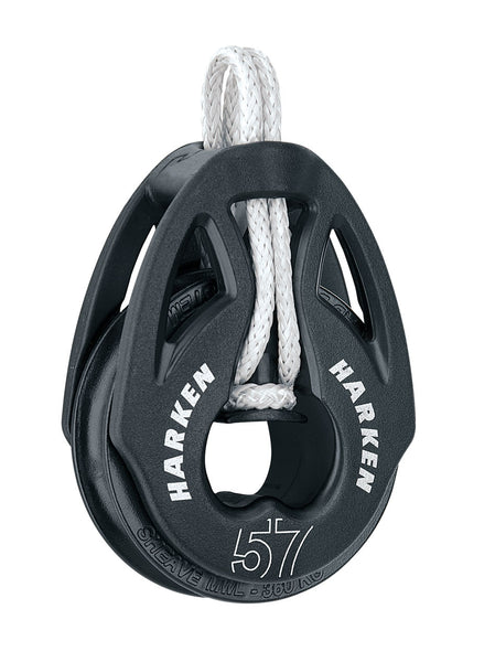 Harken T2 57mm Loop soft block