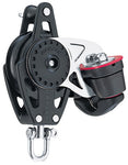 Harken 57mm Carbo Block swivel becket & cam