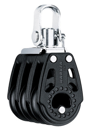Harken 29mm Carbo Tripple Block with swivel
