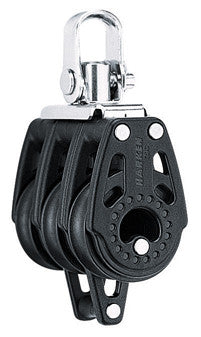 Harken 29mm Carbo Tripple Block with swivel & becket