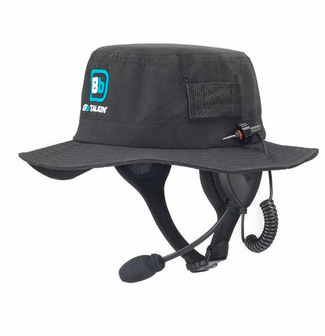 BBTalkin Surf Hat Headset